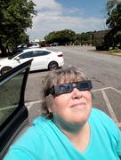 21st Aug 2017 - Eclipse selfie