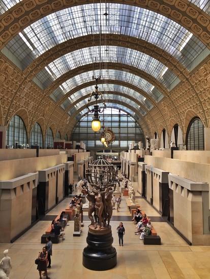 Musee d'Orsay.  by cocobella