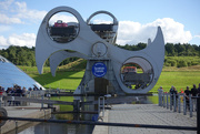 10th Aug 2017 - 218 - Falkirk Wheel