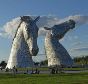 11th Aug 2017 - 219 - Falkirk Kelpies