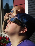 21st Aug 2017 - Eclipse Watchers (Alex & Ron)