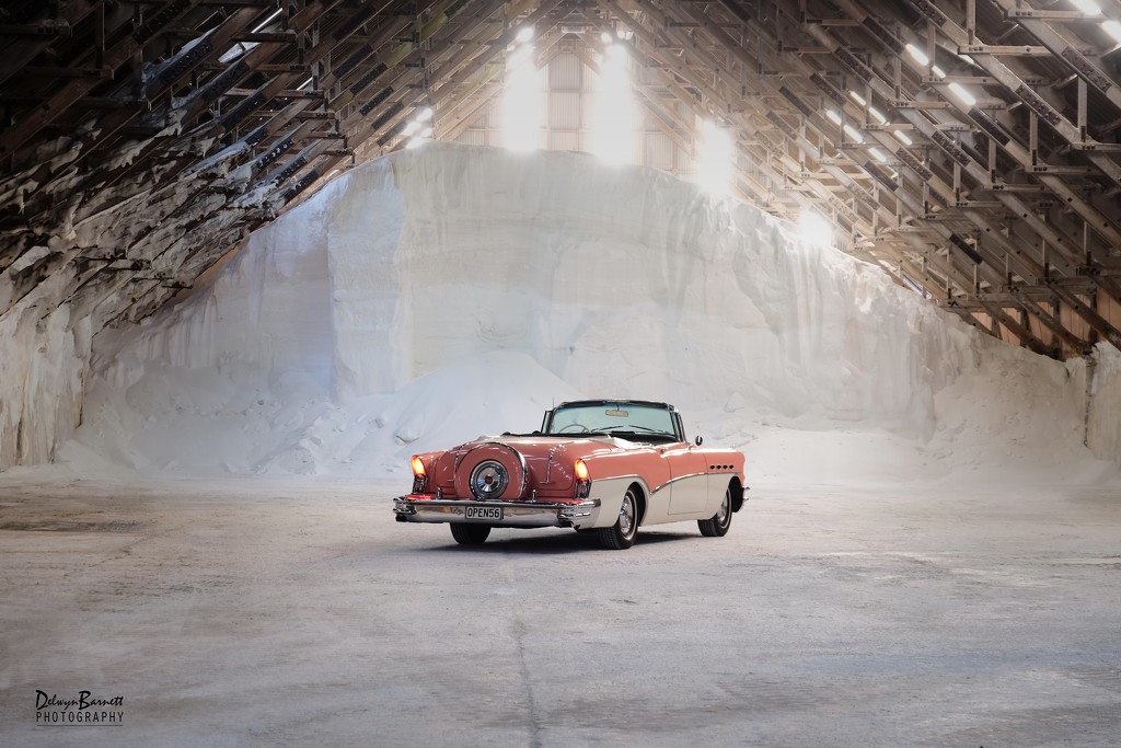 56 Buick by dkbarnett