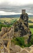 23rd Aug 2017 - Trosky Castle
