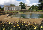 18th Aug 2017 - 226 - Orangery and Church from Belton House Gardens