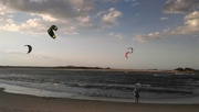 21st Aug 2017 - Kite Boarders