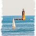Ram Island Light by joansmor