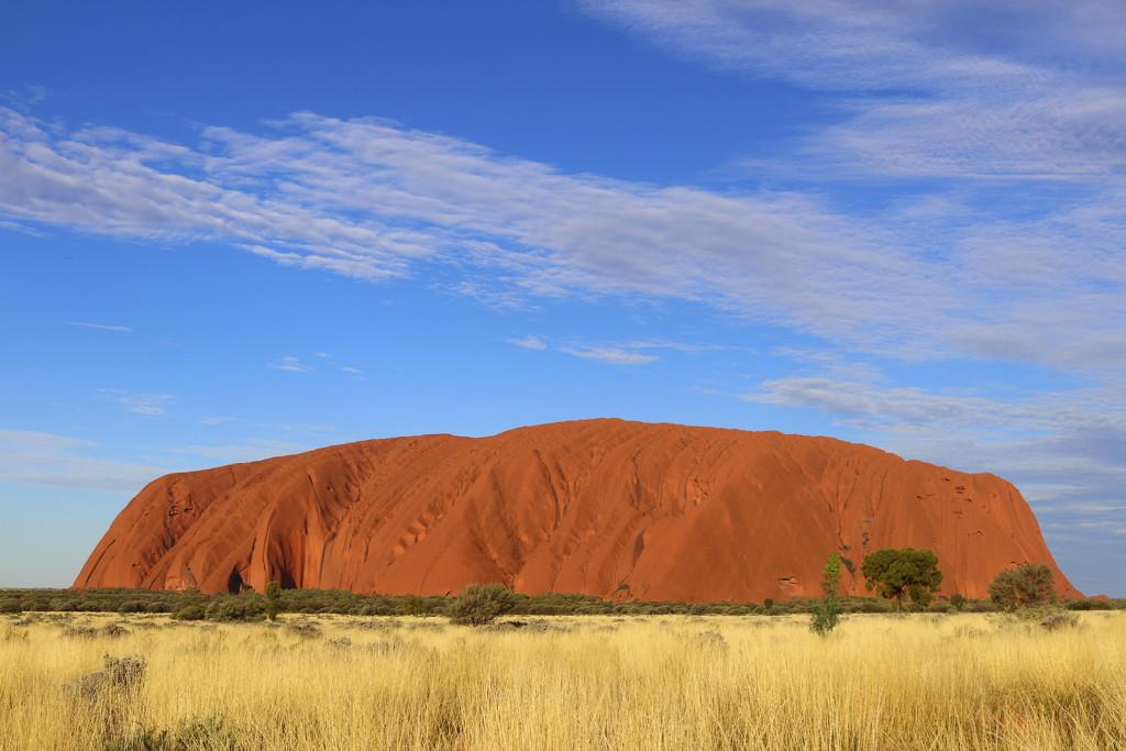 Uluru - An Australian icon by gilbertwood
