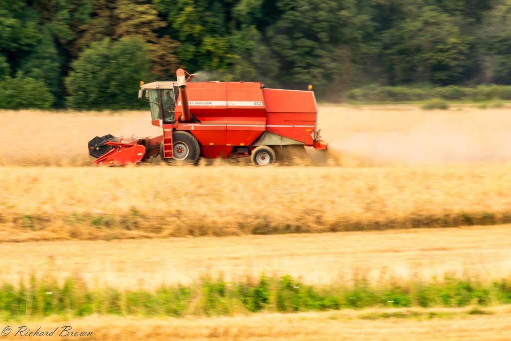 High Speed Harvest by rjb71