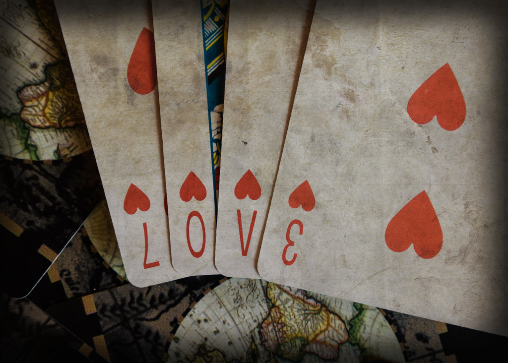 For the Love of Playing Cards by salza