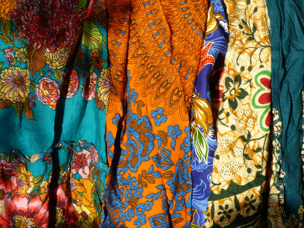 Beautiful Khmer fabric by jokristina
