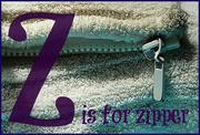 26th Aug 2017 - August Words 2017- Zipper