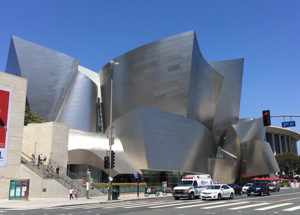 Los Angeles Symphony Hall by handmade