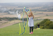 26th Aug 2017 - 2017 08 26 - Layla and her kite