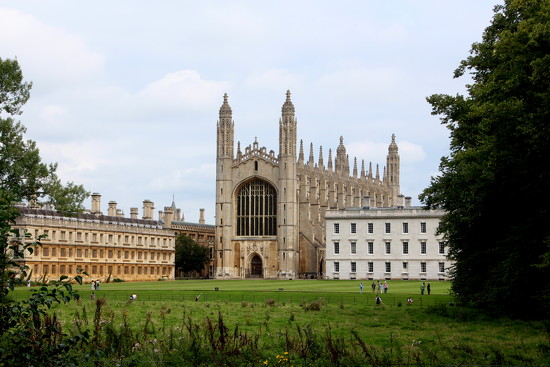 King's college Cambridge by busylady