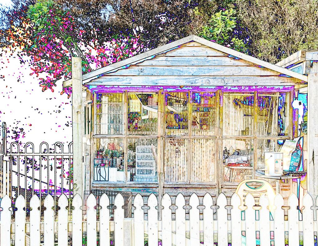 Craft cottage by kiwinanna