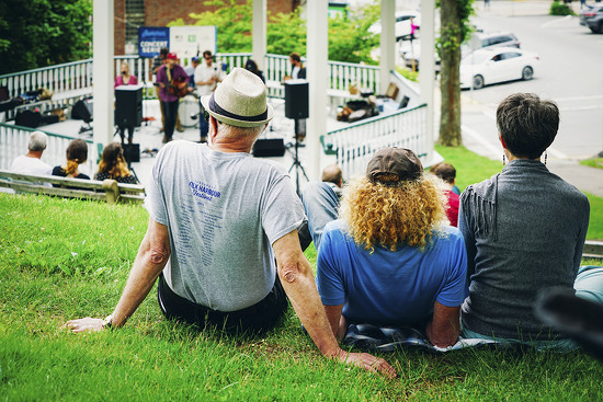 Lunenburg: An Art's Community to Suit Many Musical Tastes by Weezilou