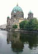 30th Aug 2017 - The Berlin Cathedral