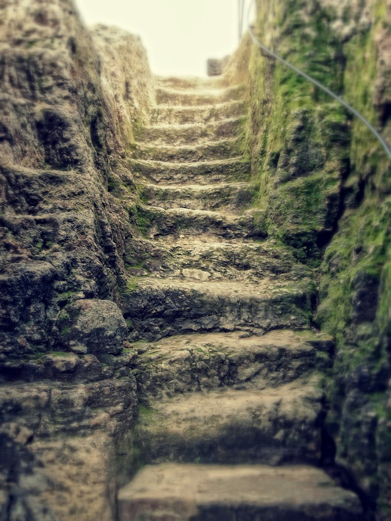 feudal stairs by blueberry1222