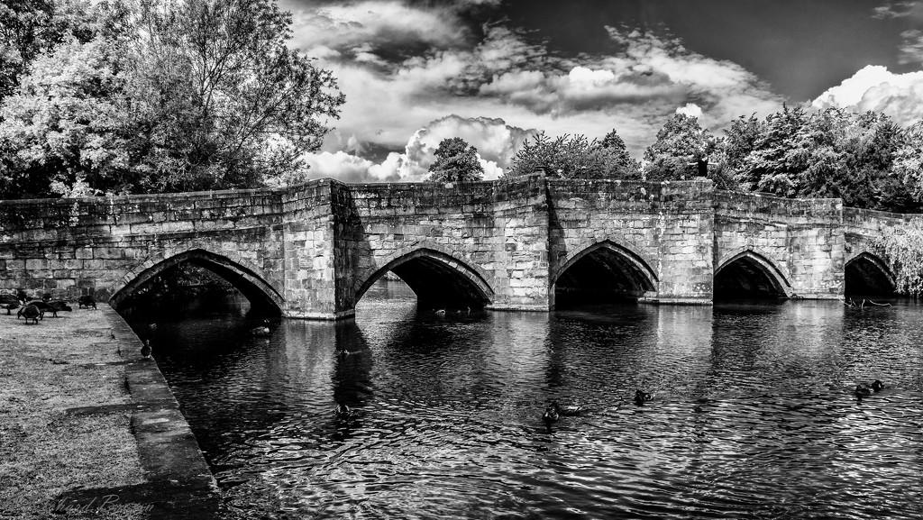 Bakewell Bridge  by rjb71