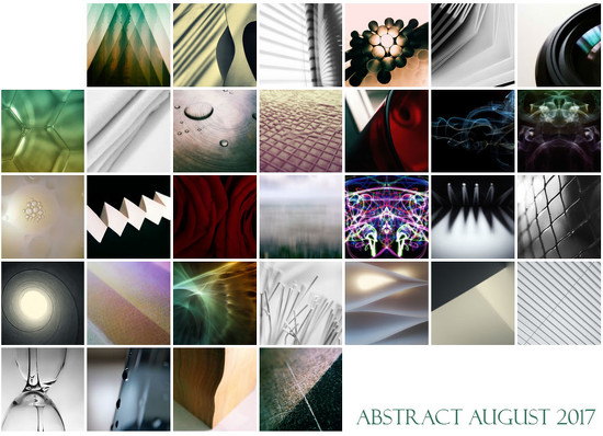 Abstract August 2017 by m2016