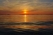 7th Jul 2017 - Sunset over the Adriatic sea