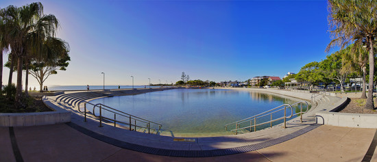 wading pool pano by corymbia