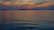 8th Jul 2017 - Adriatic sea after sunset