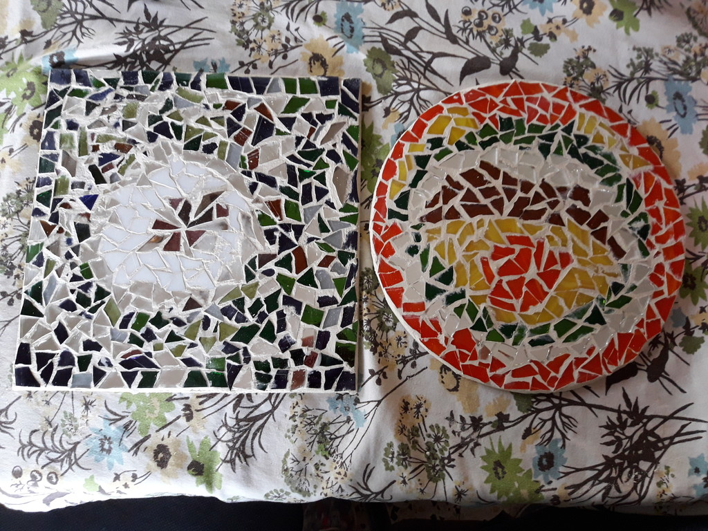 Two More Mosaics by shilohmom