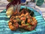 3rd Sep 2017 - Lunch in Capri.