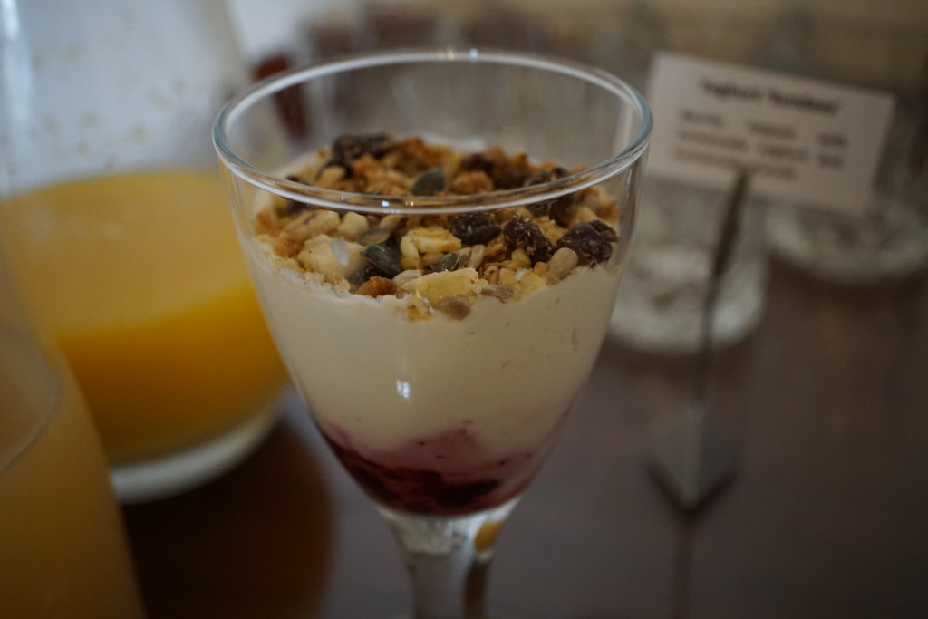 On the breakfast menu by quietpurplehaze
