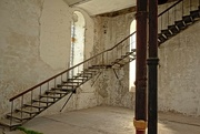 25th Jul 2017 - staircase inside an old watertower