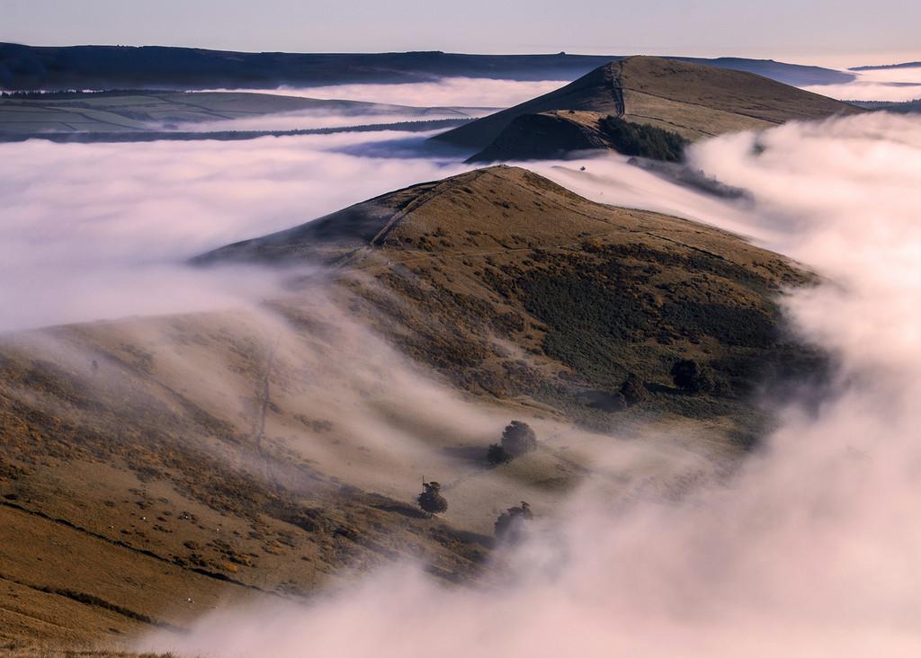 Misty Morning  by shepherdmanswife