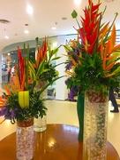 4th Sep 2017 - Flower Arrangement at Palladium Mall