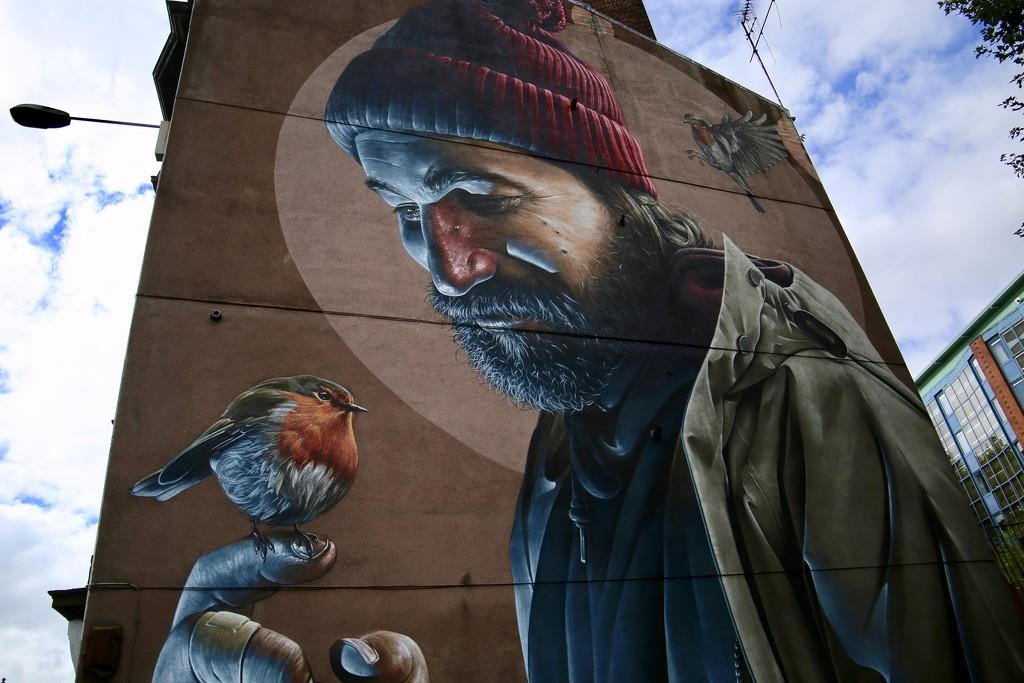 248/365 - Glasgow Street Art #5 - Mungo by wag864