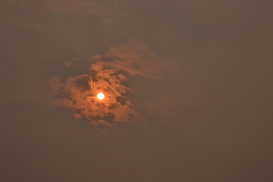 Red Sun on 365 Project