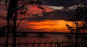 5th Sep 2017 - Beautiful Sunset Tonight!