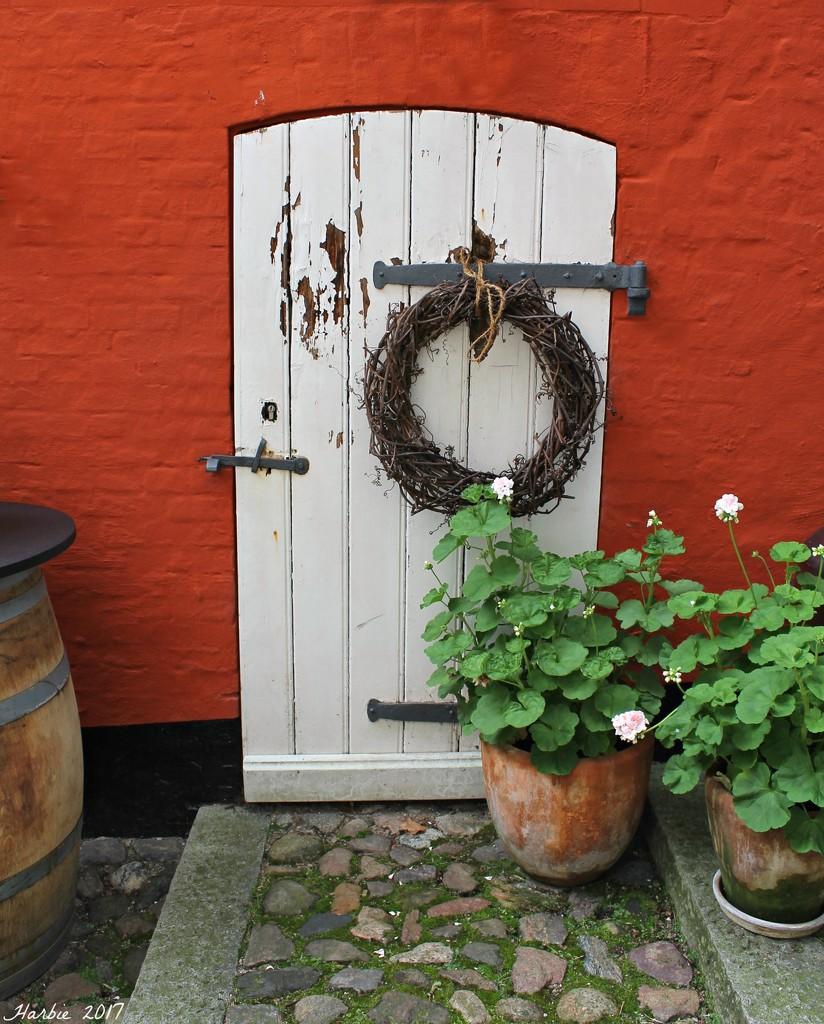 Charming Door by harbie