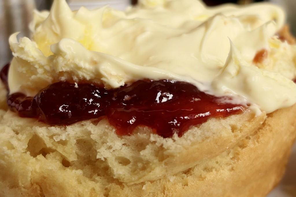Cornish Cream Tea by carole_sandford