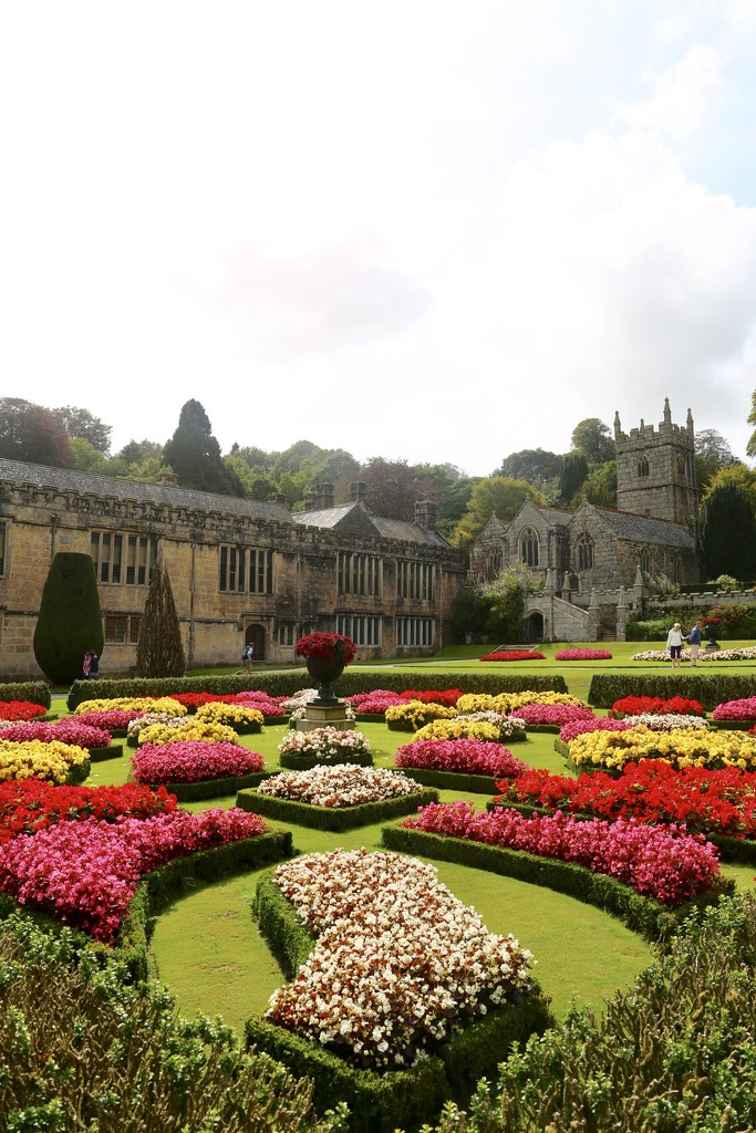Lanhydrock House - Garden & Church  by phil_sandford