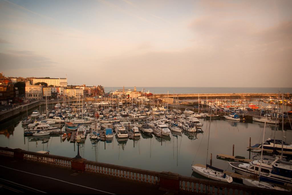 Ramsgate Marina by fbailey