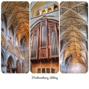 7th Sep 2017 - Malmesbury Abbey in the Cotswolds