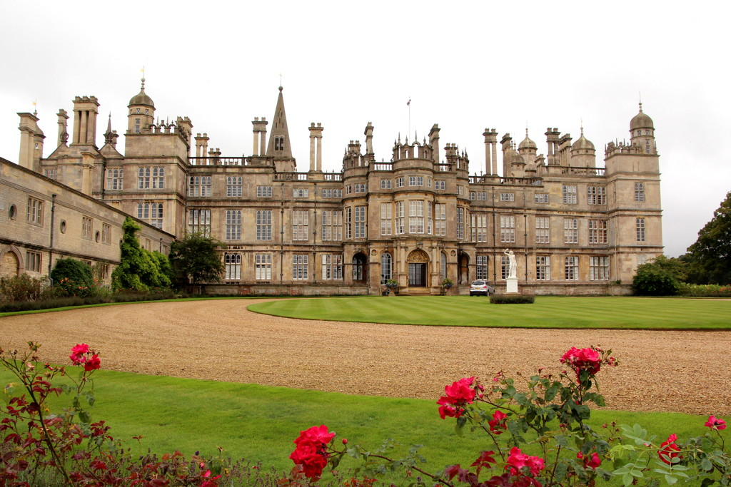 Burghley House, Stamford by busylady