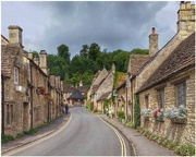 8th Sep 2017 - Castle Combe in the Cotswolds