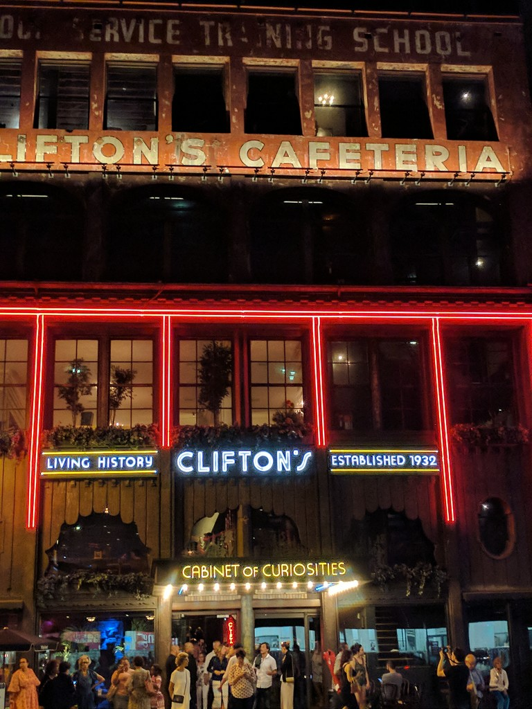 Clifton's Cafeteria by bambilee