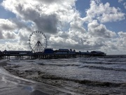 8th Sep 2017 - High tide