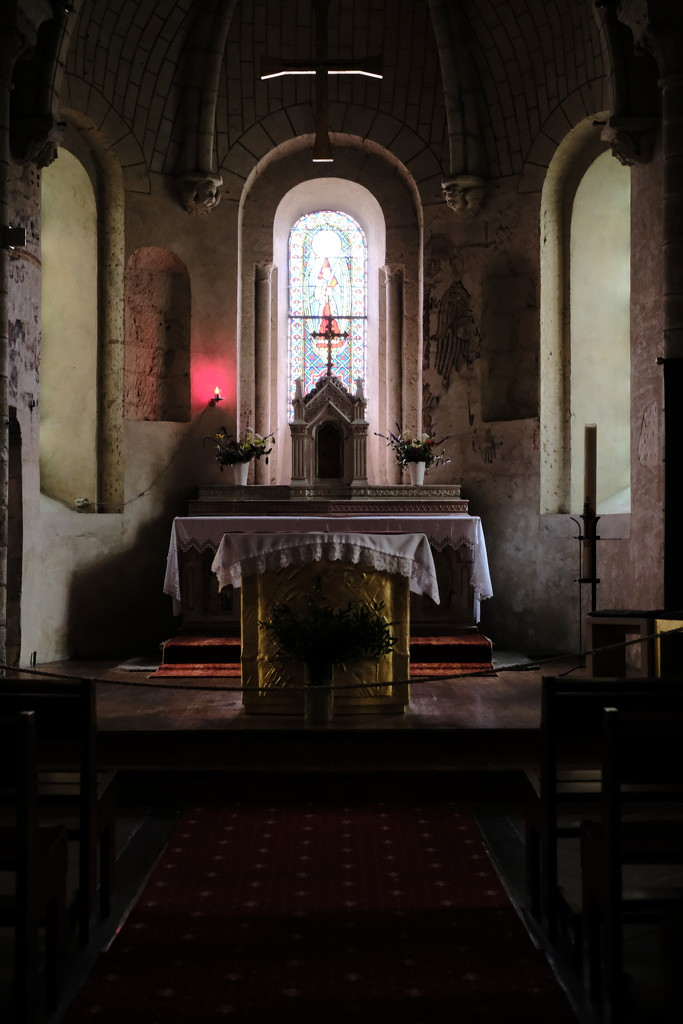 NF-SOOC-2017 - Day 8: High Altar by vignouse