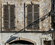 9th Sep 2017 - 249 - Neglected Shutters