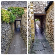 10th Sep 2017 - I find these quaint little alleyways so appealing