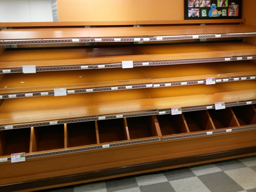 The Bread Aisle by mimiducky
