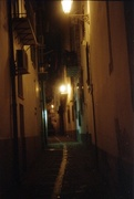 8th Sep 2017 - 9.08 Palermo - Alley at night
